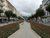 Braga city, Portugal - A beautiful place Stock Photo