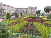 Braga city, Portugal - A beautiful place Stock Photography