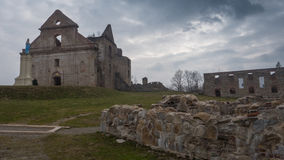 Beautiful picture of old ruins. Beautiful picture of old ruins Royalty Free Stock Photo