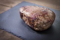 Beautiful piece of beef Royalty Free Stock Images