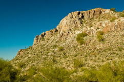 Piestewa / Squaw Peak Royalty Free Stock Images