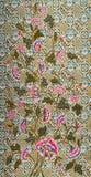 Beautiful pink flower pattern Royalty Free Stock Photography