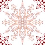 Beautiful pink pattern. Seamless Stock Image