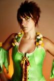 Beautiful Pixie Woman Royalty Free Stock Photo
