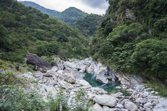 Beautiful place in Hualien which is called Mukumugi Stock Images