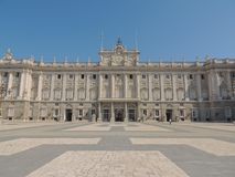 A beautiful place - Madrid, Spain Stock Images