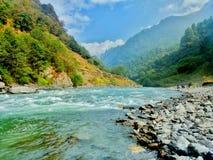 Natural beauti. Beautiful place of tawang arunachal pradesh royalty free stock photos