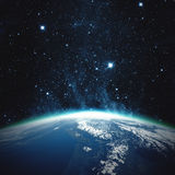 Beautiful Planet Earth. Elements of this Image Furnished By NASA Royalty Free Stock Photos