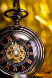 Beautiful pocket watch Stock Images