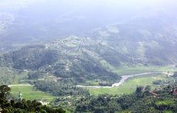 Beautiful Pokhara valley Royalty Free Stock Image