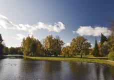 Beautiful Pond Royalty Free Stock Photo
