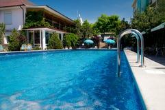 Beautiful pool Royalty Free Stock Photography