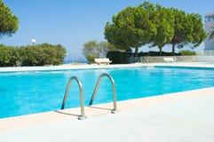 Beautiful pool Royalty Free Stock Photo