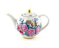 Porcelain teapot Royalty Free Stock Photography