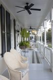 Beautiful porch Stock Image