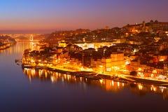 Beautiful Porto , Portugal Stock Photos