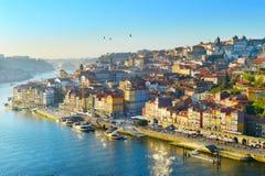 Beautiful Porto, Portugal Royalty Free Stock Photos