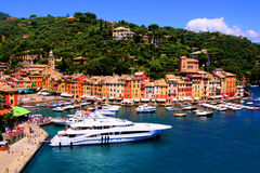 Beautiful Portofino Stock Image