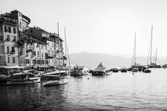 Beautiful Portofino Italy.Nice city in italy Royalty Free Stock Photos