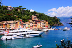 Beautiful Portofino Stock Photos