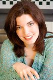 Beautiful Portrait Stock Photos