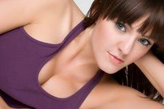 Beautiful Portrait Stock Photo