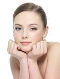 Beautiful portrait of girl Royalty Free Stock Image