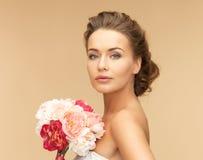 beautiful portrait woman Royaltyfri Bild