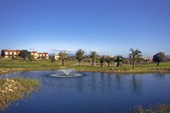 Beautiful portuguese landscape Royalty Free Stock Photo