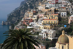 Beautiful Positano Stock Images