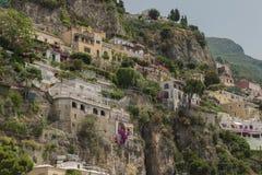 The beautiful Positano Royalty Free Stock Photos