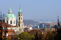 Beautiful Prague Royalty Free Stock Images