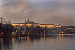 Beautiful prague Royalty Free Stock Photography