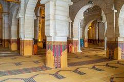 The beautiful prayer hall Stock Images