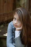Beautiful Pre-Teen Girl Royalty Free Stock Photo