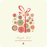 Beautiful present Royalty Free Stock Images