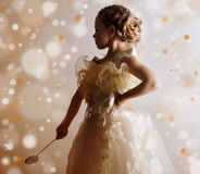 Beautiful Pretty Little Girl Royalty Free Stock Image