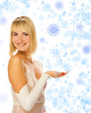 Beautiful princess Stock Photo