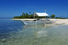 Free Beautiful Pristine Tropical Island Beach. Stock Photos - 18106473
