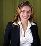 Beautiful professional woman Stock Image
