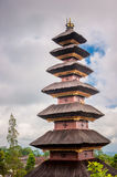Pura Besakih temple Bali, Indonesia Royalty Free Stock Photo