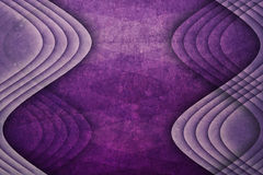 Beautiful Purple Abstract Background Design Royalty Free Stock Photos