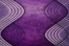 Beautiful Purple Abstract Background Design stock illustration