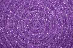 Purple background. Beautiful purple background of sparkles with reflections and bokeh vector illustration