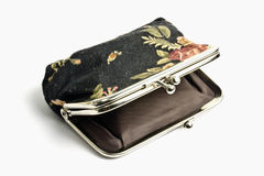 Beautiful purse Stock Images