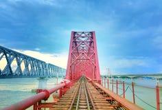 Beautiful Railway Stock Photo