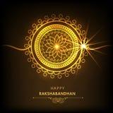 Beautiful Rakhi for Raksha Bandhan celebration. Stock Photography