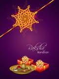 Beautiful rakhi for Raksha Bandhan celebration. Stock Images
