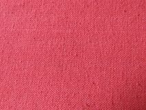 beautiful red color canvas cloth photo Stock Images
