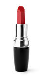 Beautiful Red Lipstick Isolated on Royalty Free Stock Image